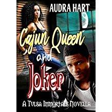 Cajun Queen Cover