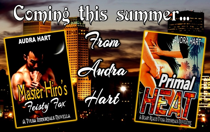 Coming this summer (Hiro & Primal Heat covers) Tulsa Skyline