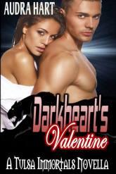 DARKHEART'S VALENTINE cover