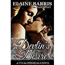 Devlin;s Desire Cover
