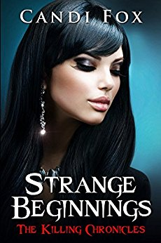 Candi Fox - Strange Beginnings cover