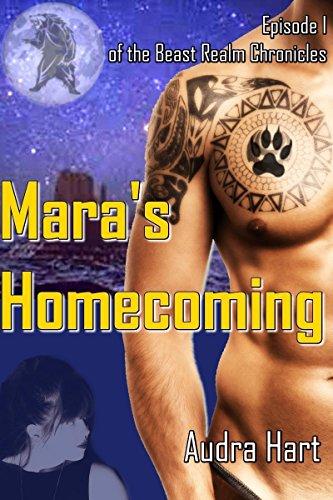 Mara's Homecoming Cover