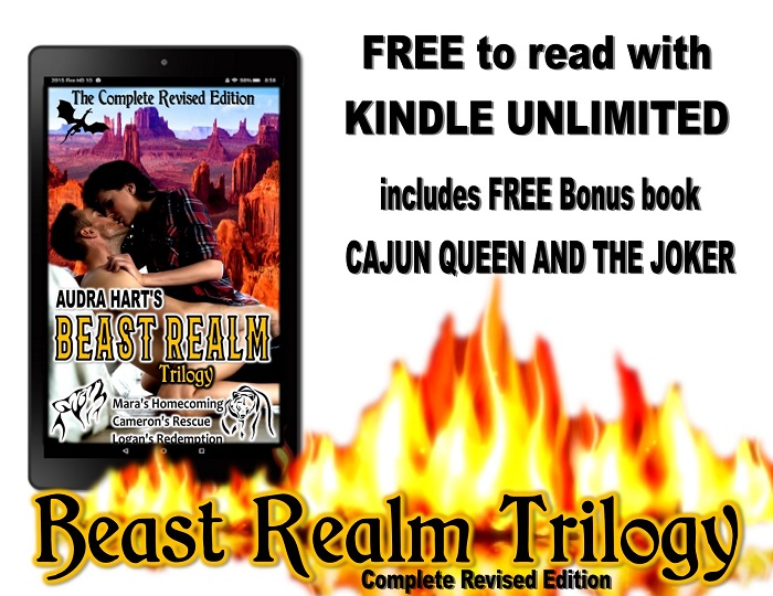 FREE w KU promo BRC Trilogy cover on kindle flames