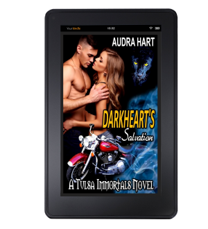 DARKHEART kindle mock up
