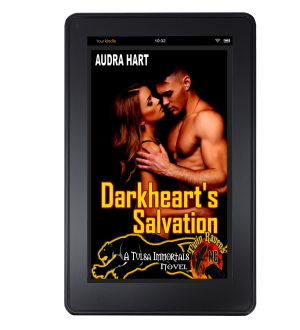 DARKHEART'S SALVATION kindle mock up