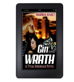 Book 2 - Gin and Wrath kindle mock up