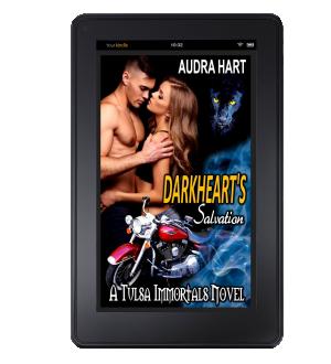 Book 4 DARKHEART kindle mock up