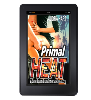Book 7 - PRIMAL HEAT kindle mock up