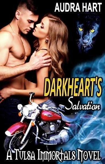 Darkhearts Salvation final book cover
