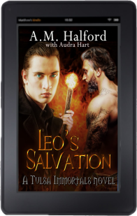 Leo's Salvation - Kindle Mock up