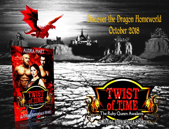 00 TOT promo - Discover the Dragon Homeworld Oct 2018 (black n white w color cover &logo)