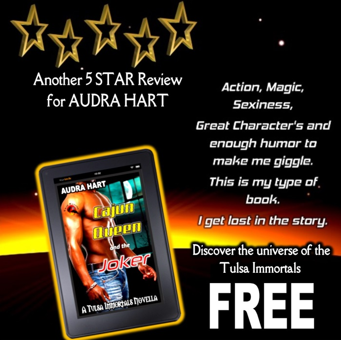 5 STAR review - CQ&J is FREE