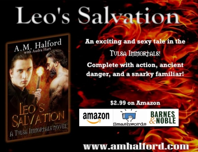 Leo's Salvation Promo Graphic