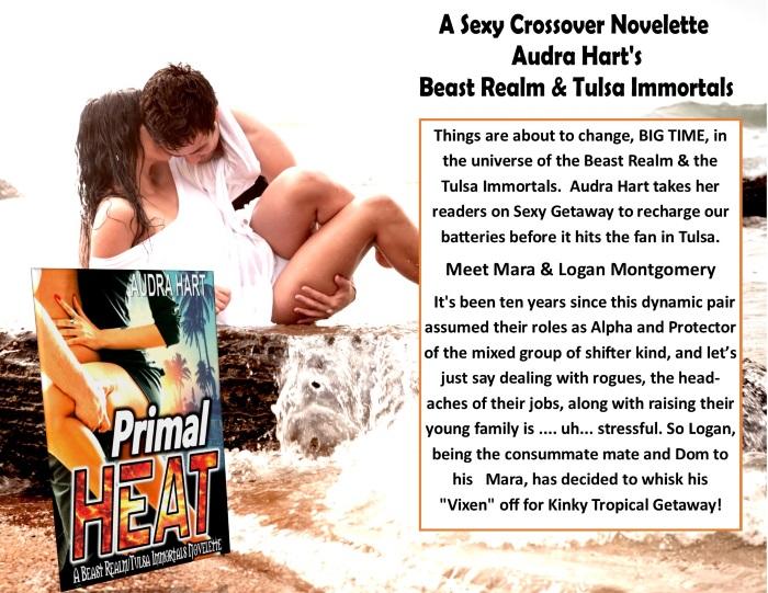 Primal Heat promo
