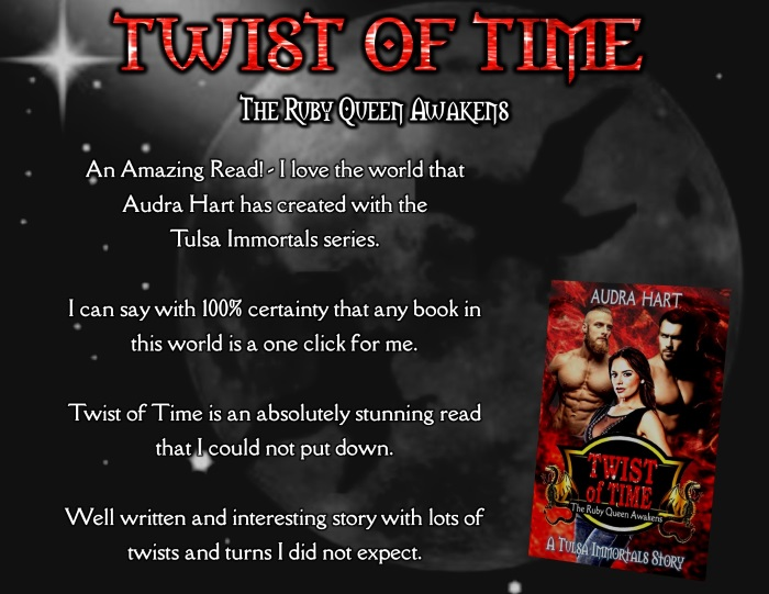 TWIST OF TIME early reviews (black moon w ravens)