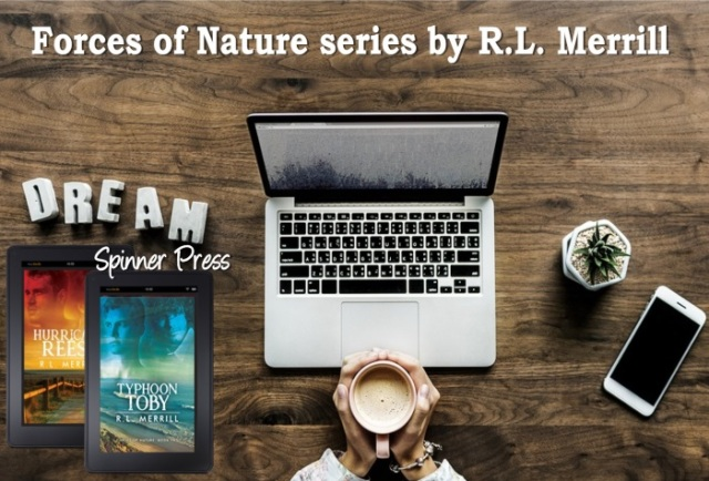 Forces of Nature series by RL Merrill