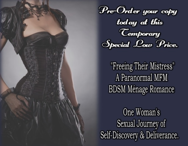 FTM - Victorian Domme promo - order today at temporary special low price