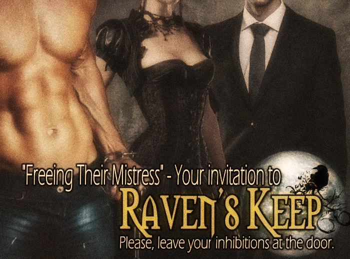 FTM - your invitation to Raven's Keep softened (Noise)