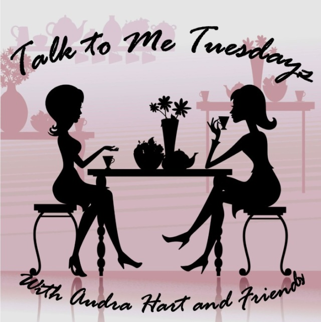 Talk to Me Tuesday graphic