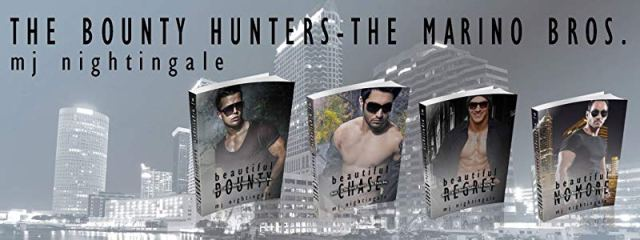the bounty hunters by MJ Nightingale