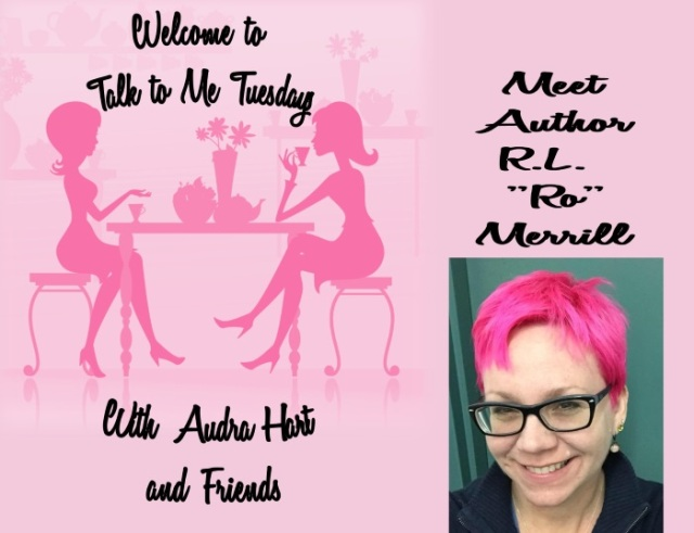 Welcome to Talk To Me Tuesdays - RL Merrill