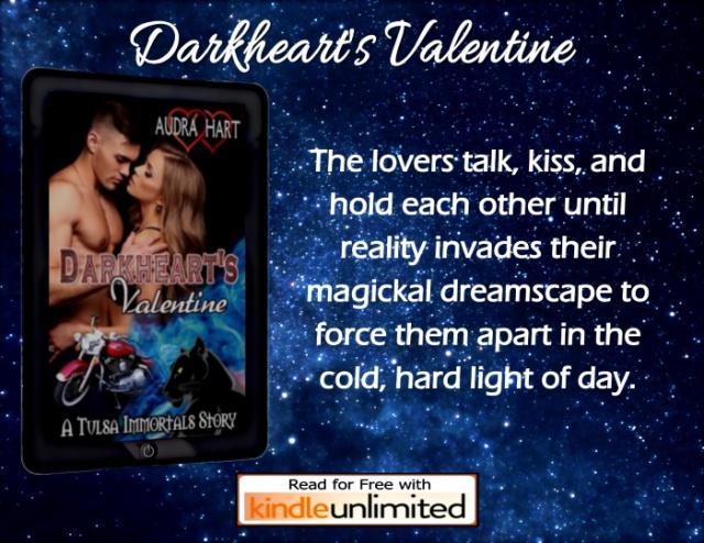 Darkheart's Valentine - dreamscape teaser