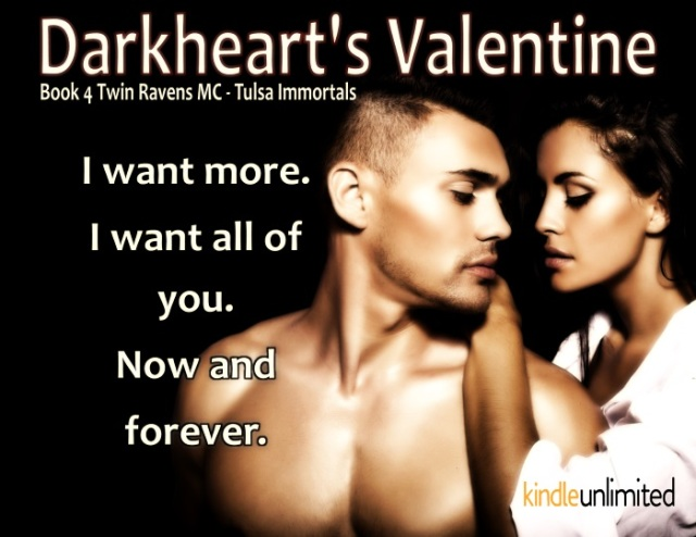 Darkheart's Valentine - I want more