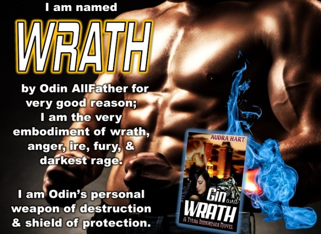 GW teaser - I am named WRATH 2