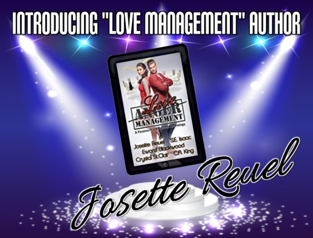 Love Management spotlight author Josette Reuel