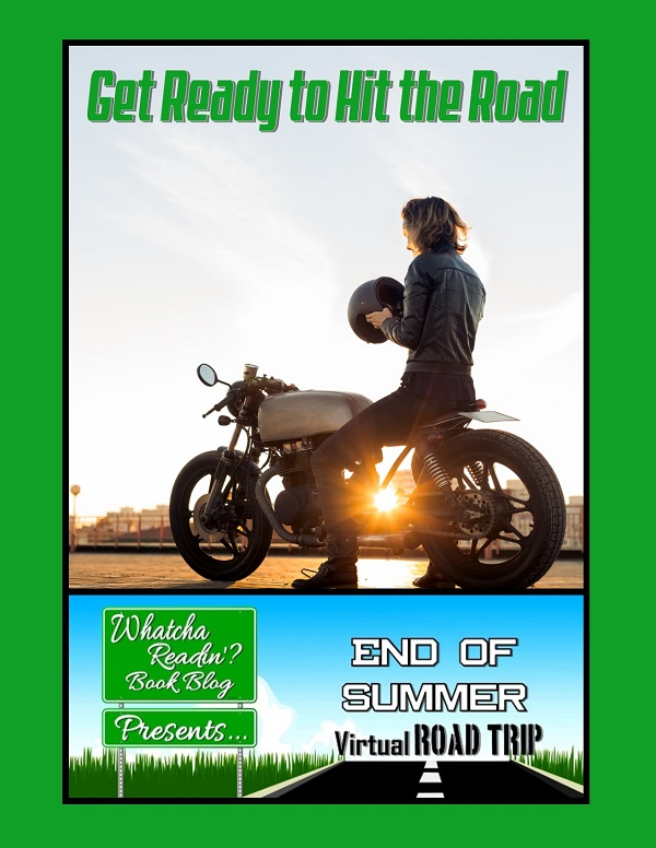 Get ready to hit the road graphic