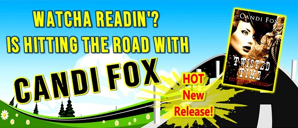 Hitting the road with CANDI FOX