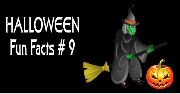 HALLOWEEN FUN FACT #9 - what about the wicked witch of the west