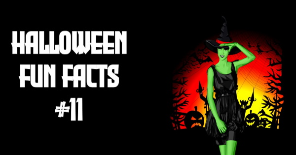 HALLOWEEN FUN FACTS #11 - what's the deal with those pointy hats