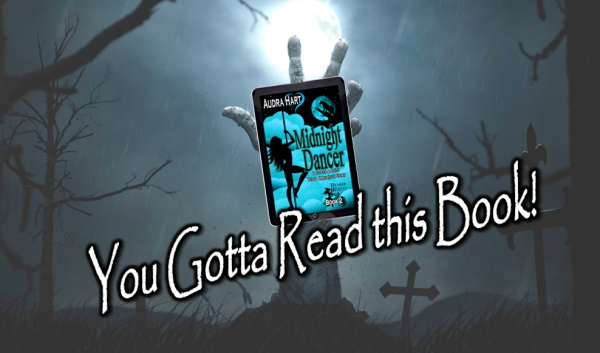 MD - You gotta read this book (zombie hand)